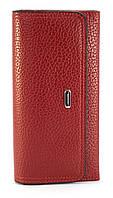 Красный вертикальный женский кошелек на магнитной застёжке FUERDANNI art. 80029, фото 1