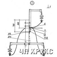 Устройство ответвления УОП (3.407.1-143.1.14)