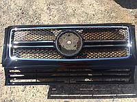 Решетка радиатора Mercedes Benz G63 AMG A46388005239999  (Видео обзор)