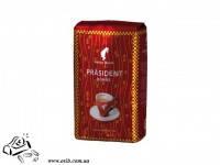 Кофе Julius Meinl Prasident Bohne в зернах нормальной обжарки, 500 г
