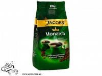 """Кофе """"Jacobs Monarch"""", натуральный в зернах, пакет, 250 г"""