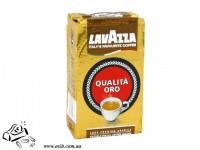 Кава Lavazza Q.Oro  250г мелена в/у