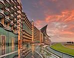 ОАЭ - THE MEYDAN HOTEL 5*, Дубаи - первый в мире отель при конно-спортивном комплексе!, фото 5