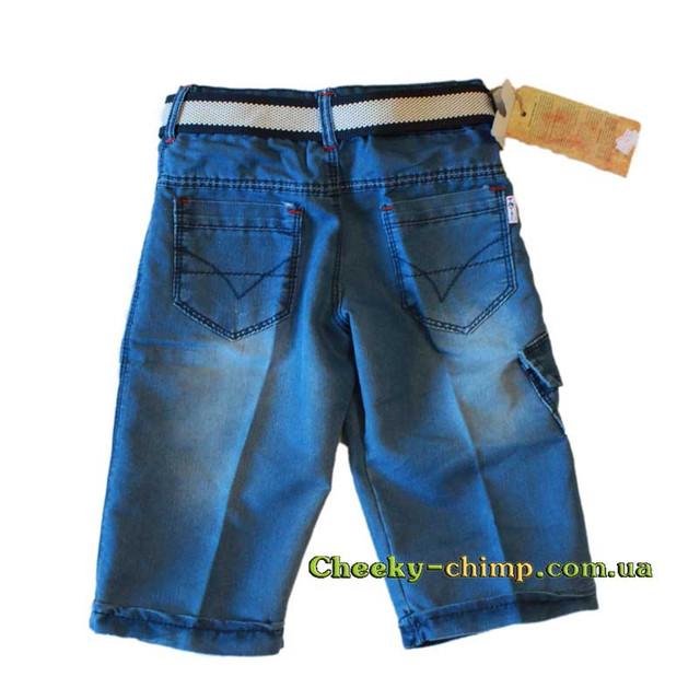 Шорты на мальчика джинсовые