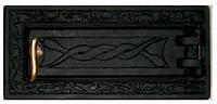 Чугунная зольная дверца - VVK 33x16 см - 30x12см