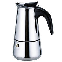 Кофеварка гейзерная Kamille (0660) 200мл (4 порции)