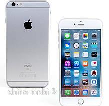 """Точная копия  iPhone 6S Plus, 5.5"""", Android, Wi-Fi, 2Gb, металл, серебро, фото 3"""