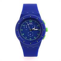 Наручные часы темно-синие в наличии