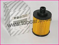 Фильтр масляный на Fiat Doblo 1.3JTd 04-  FIAT ОРИГИНАЛ 55238304