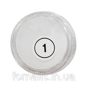 Акриловая пудра My Nail №1 (прозрачная)