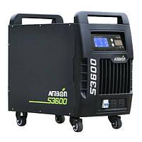 Автономная электростанция для дома и дачи FrunzeSolar AM-S3600