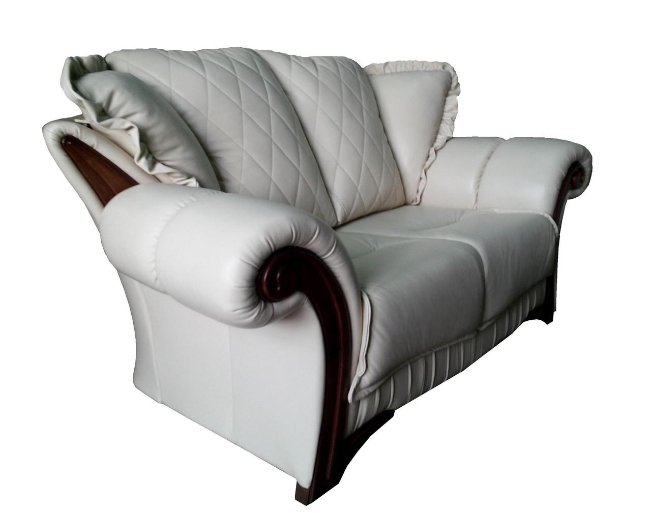 """Кожаный диван """"Mayfair"""" двухместный"""