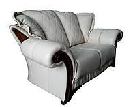 """Кожаный диван """"Mayfair"""" двухместный, фото 1"""