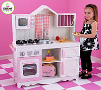 Игровая кухня KidKraft Modern Country Kitchen 53222, фото 1