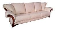 """Кожаный диван """"Mayfair"""" четырехместный"""