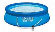 Надувной бассейн Intex 28112 (244x76см)+насос 56972