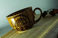 Чашка керамическая Дубок