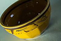 Салатник керамический Лист, маленький