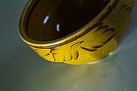 Салатник керамический Лист, большой
