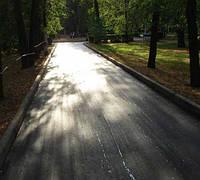 Асфальтирование дорог, площадок