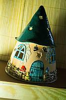 Ночник Дом гнома, керамика