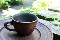 Чашка глиняная, малая