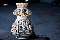 Аромалампа Домик, керамика