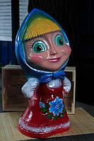 Садовая фигура Маша, керамика