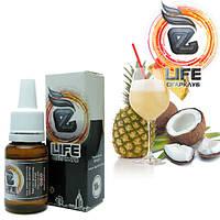 Жидкость для электронных сигарет eLife Пина Колада 10 мл, 6 мг/мл