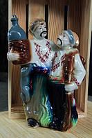 Штоф керамический Два козака