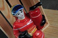 Штоф керамический Пожарник