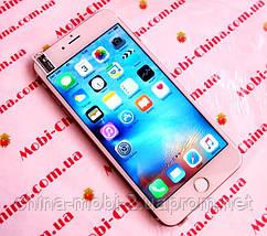 """Точная копия  iPhone 6S Plus - 5.5"""", Android, Wi-Fi, 4Gb, металл, розовое золото, фото 3"""