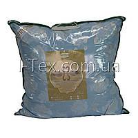 Подушка с наполнителем искусственный лебяжий пух 70х70