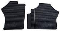 Резиновые передние коврики для Toyota Hiace IV (H100) 1989-2004 (STINGRAY)