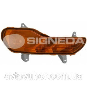 Поворотник в бампере левый Ford Kuga 13-- ZFD1617L