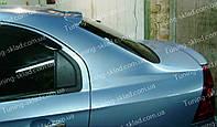 Спойлер на стекло Шевроле Авео 3 Т250 (спойлер заднего стекла Chevrolet Aveo 3 T250)