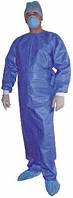 Халат хирургический стерильный для длительных операций размер М-XXL