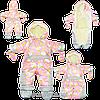 Комбинезоны-трансформеры детские