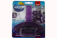 Туалетный блок Sano bon 5 в 1 Лаванда