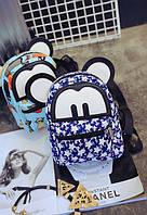 Мини рюкзак Микки Маус с принтами.