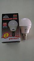 Лампа светодиодная Р45, 5Вт, Е14 Right Hausen