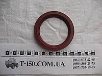 Манжета коленчатого вала задняя Д-21, -144 (красная)