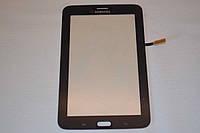 Оригинальный тачскрин / сенсор (сенсорное стекло) для Samsung Galaxy Tab 3 Lite 7.0 3G T111 черный самоклейка