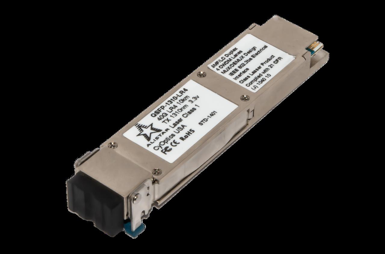 Оптический модуль QSFP 40G SR4 300м