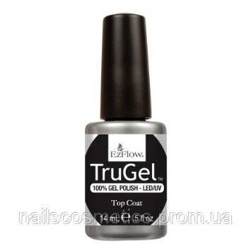 TruGel Top Coat, 14 мл - верхнее финишное покрытие
