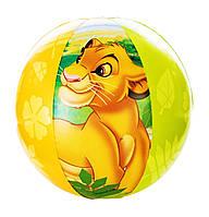"""Надувной мяч INTEX 58052 """"Король лев"""" (61 см), фото 1"""