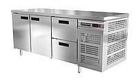 Холодильный стол с ящиками NRACBA