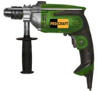 Дрель ударная Procraft PS-1050