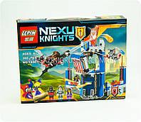 Конструктор «Nexu knights» - Ланс и его механический конь