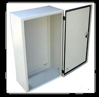 Ящик металлический МКН  3.3.15 IP54 (монтажный бокс 300х300х150)